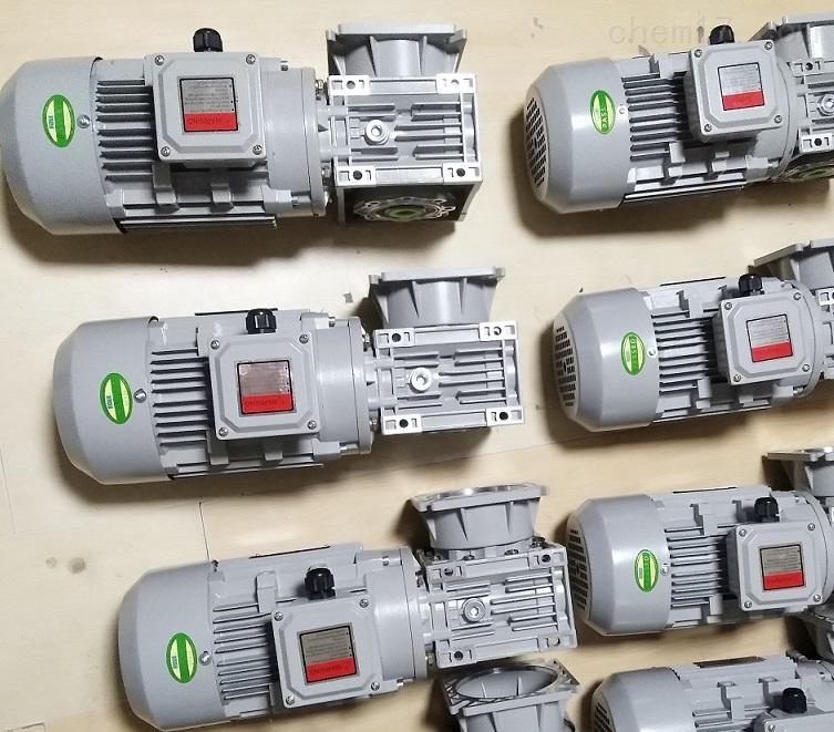 利政牌RV063蜗轮蜗杆减速电机 立式减速箱
