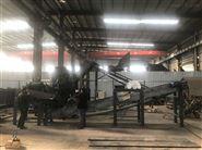 2000型金属破碎机需要产地面积多大?