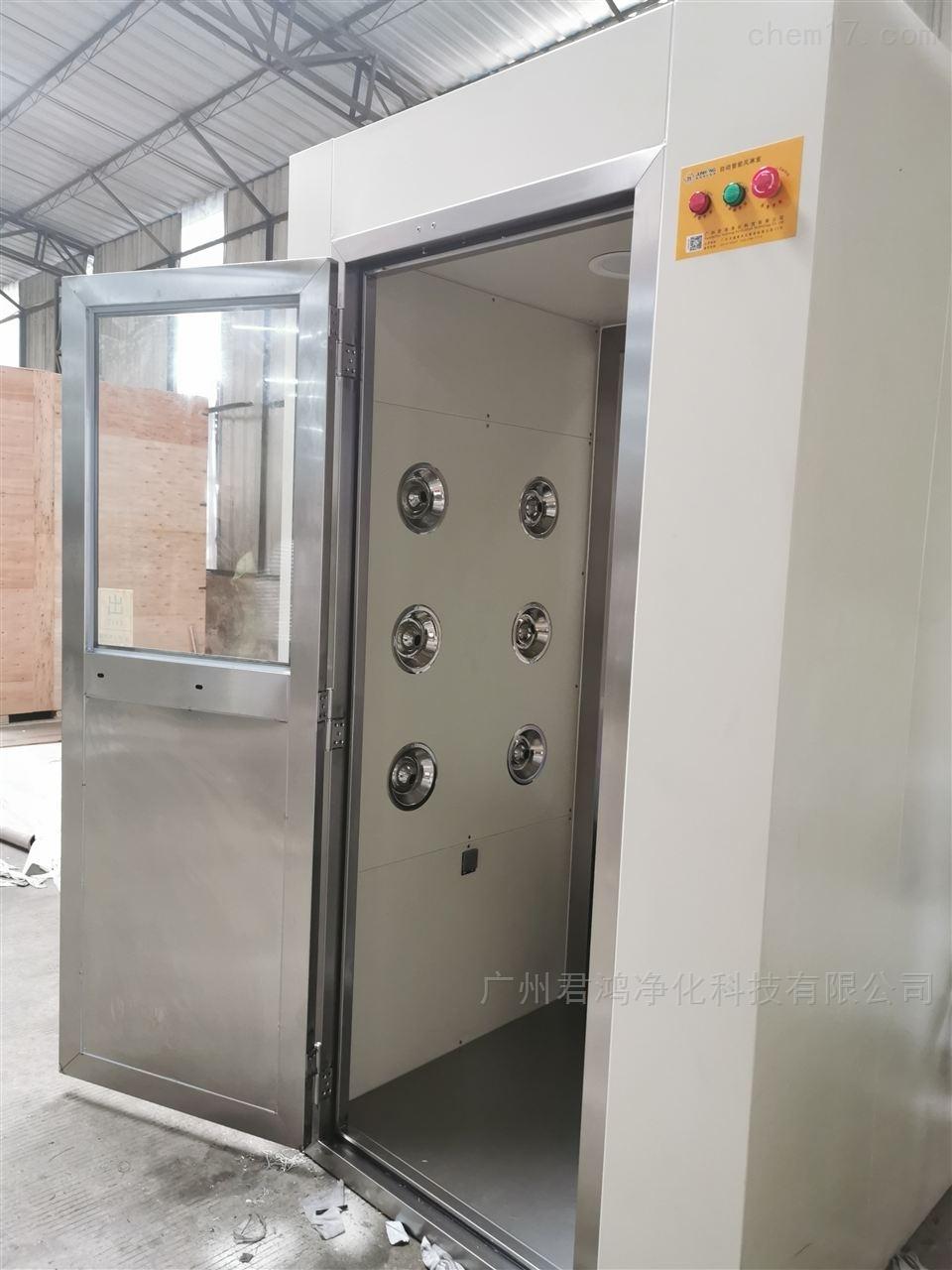 君鸿海林市彩钢板风淋室设计安全舒适