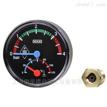 THM10经济型用于压力和温度测量温度压力计威卡