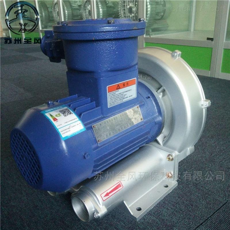 工业变频防爆旋涡气泵