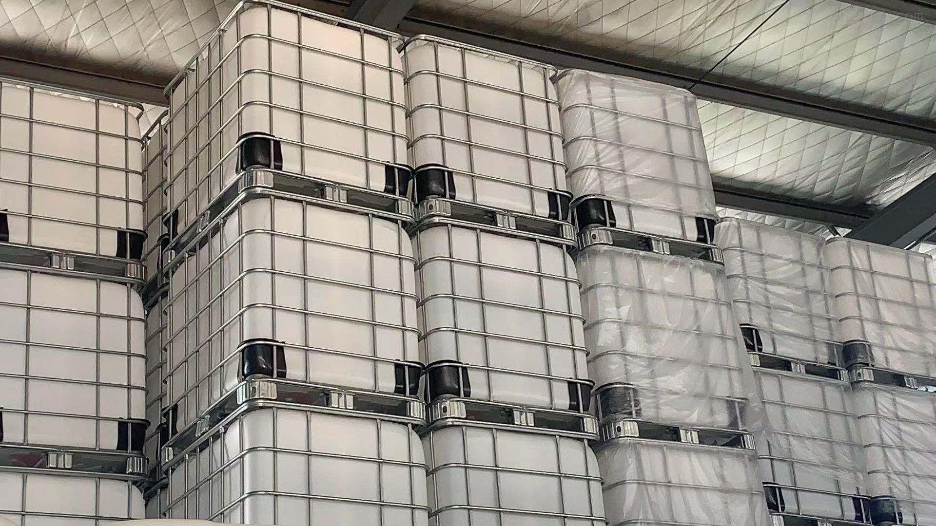 不锈钢1000公升IBC方桶