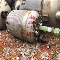 5吨二手5立方不锈钢反应釜出售