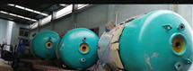 回收二手食品级不锈钢反应釜