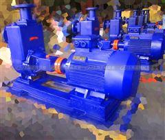 50ZW10-20P防爆不锈钢自吸排污泵无泄漏水泵