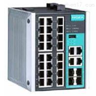 EDS-528E系列台湾MOXA千兆网管型以太网交换机