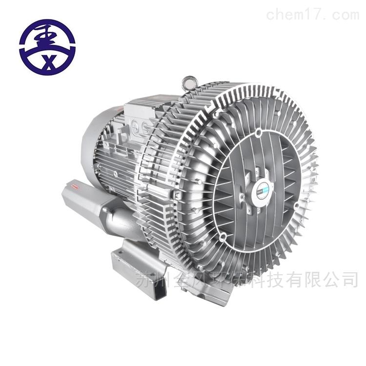 91D双叶轮高压漩涡气泵
