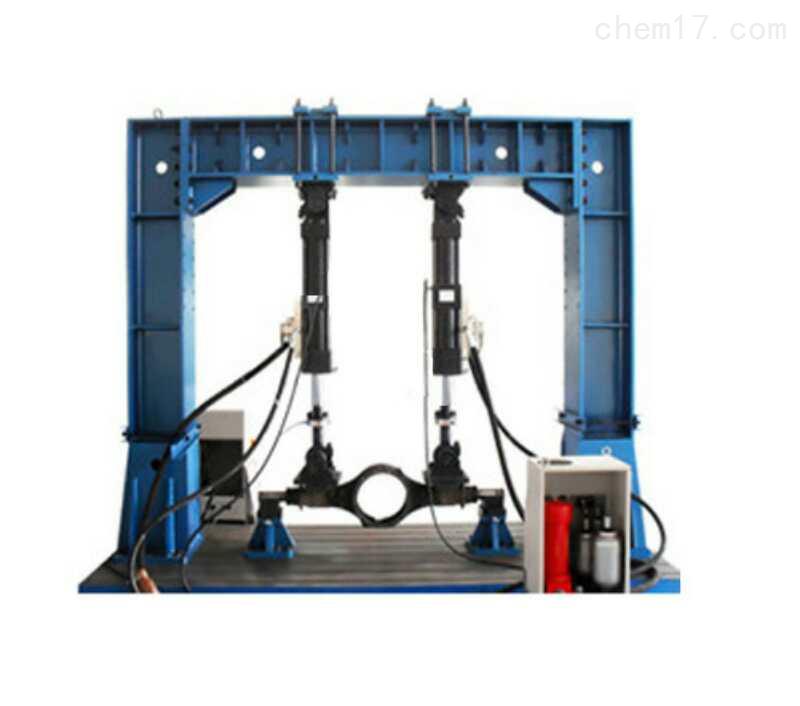 电液伺服垂直弯曲疲劳万能试验机