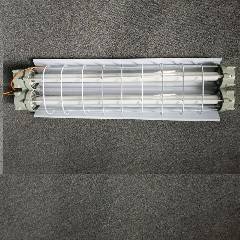 BZF401厂房吸顶式安装LED双管日光灯荧光灯