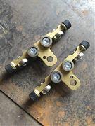 加长型四轮板式工具滑车
