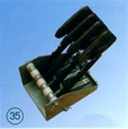 C型、M  排式滑触线集电器
