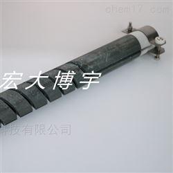 40*30*400硅碳管测硫仪定硫仪双螺纹40*30*400硅碳管配件