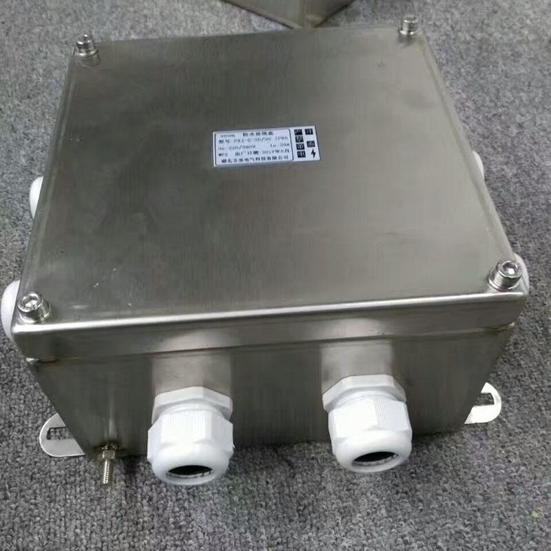 FXJ-G 304/316不锈钢材质定制三防接线箱