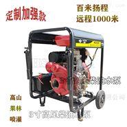 山地果林用高压柴油机水泵2寸3寸都好用
