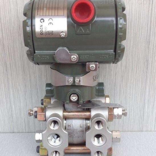 横河EJA变送器在线压力仪表校准方法
