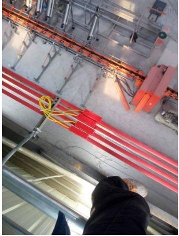 腾云铜接触线(中间杆)厂家