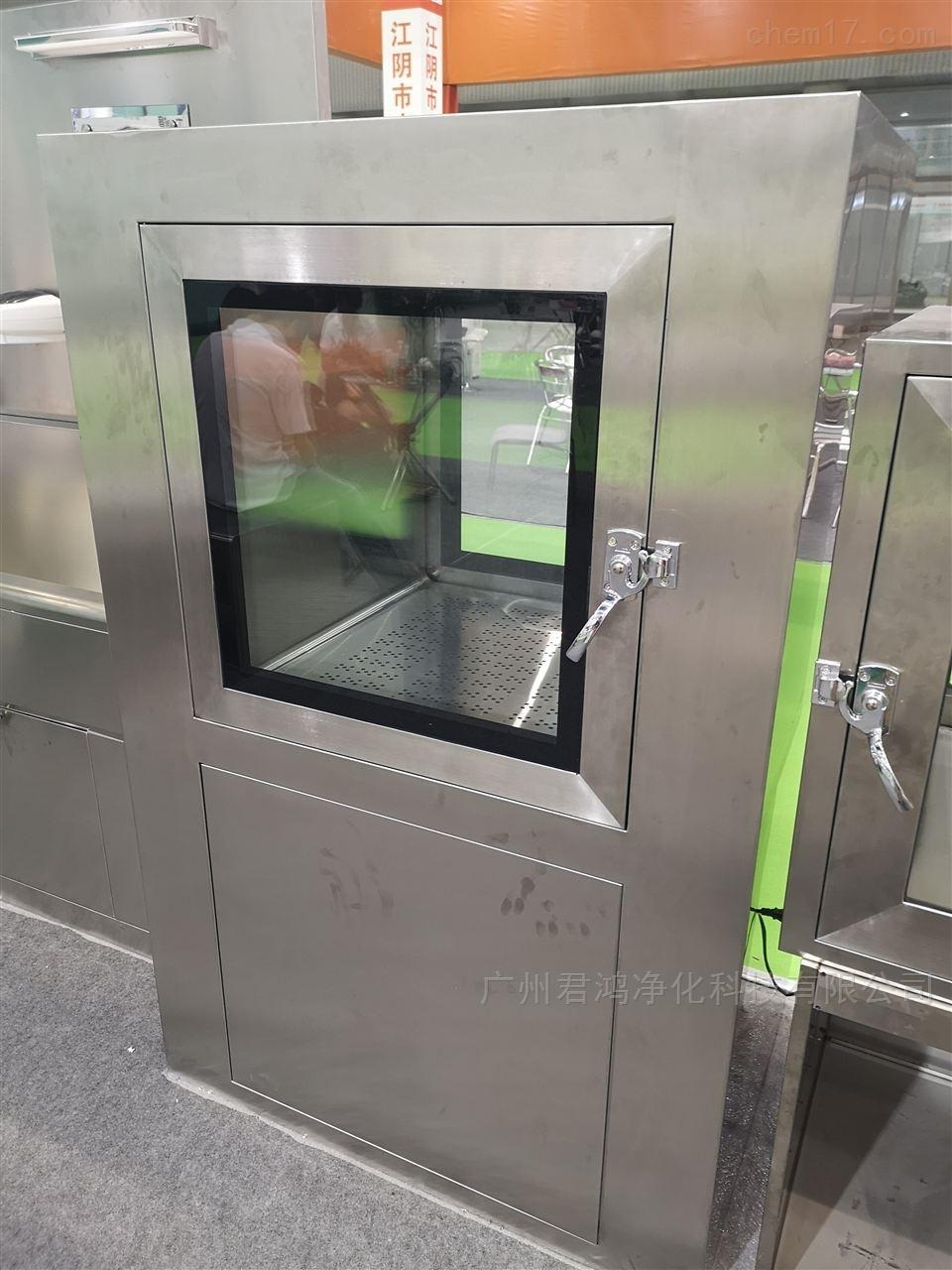 广州百级层流传递窗 医院实验室专用产品