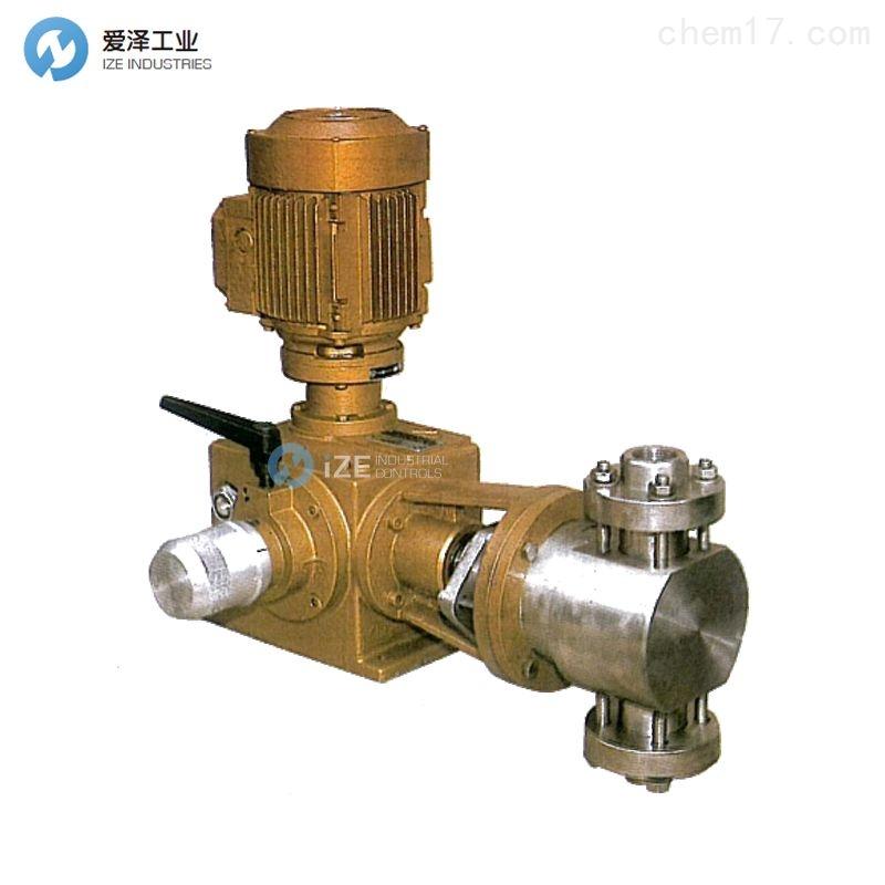 TALLERES PUJOL齿轮泵DO-180