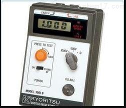 MODEL 3001B绝缘电阻测试仪 万用表厂家