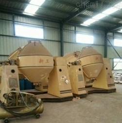 回收出售二手30平方工大盘式连续干燥机