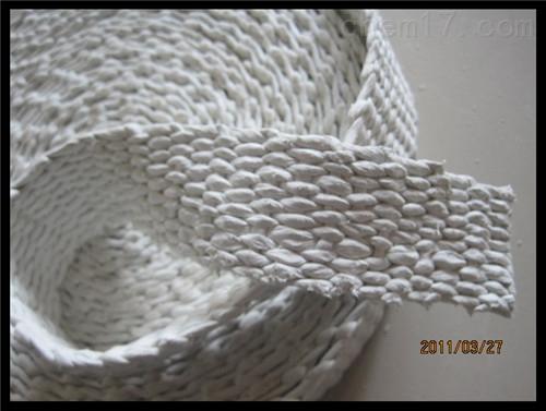供应湖北天门市耐高温陶瓷纤维带,现货供应