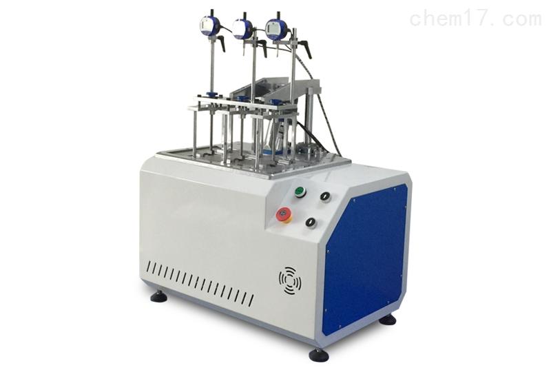 电脑式热变形维卡软化点试验机