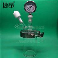微型磁力攪拌低壓高溫玻璃反應釜