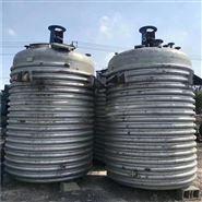 低价供应二手内外盘管不锈钢反应釜
