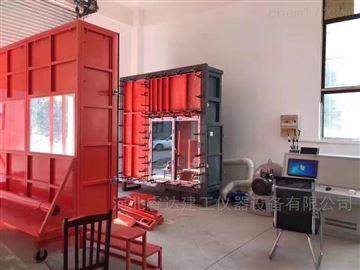 新标准建筑门窗综合物理性能试验机