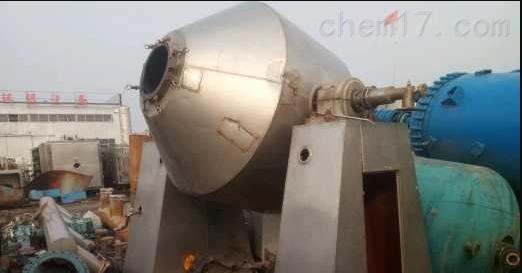 回收低价转让二手双锥干燥机 价格