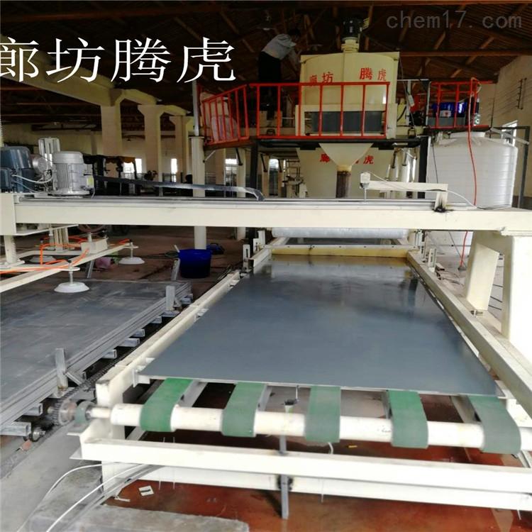 玻镁板制板机专业厂家操作简单