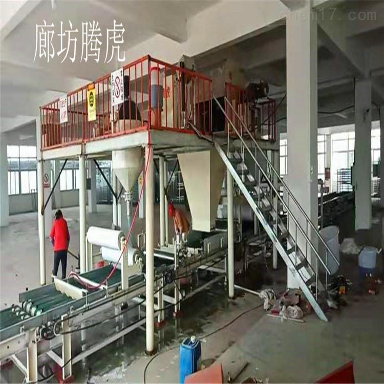 专业厂家生产定制秸秆玻镁板设备