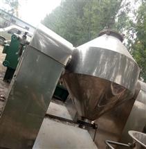 回收二手不锈钢搪瓷双锥真空干燥机出售