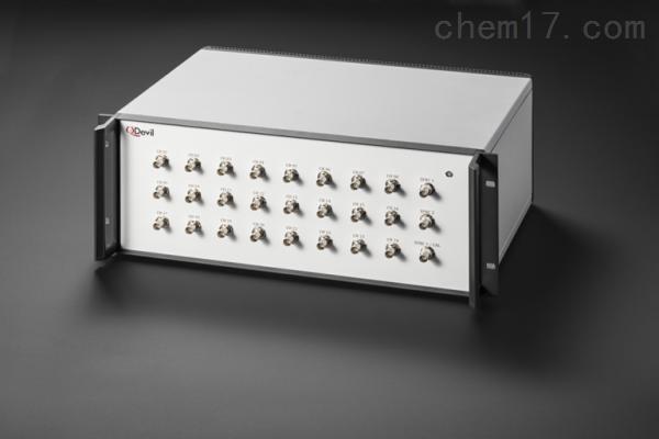 高精度多通道电压信号发生器
