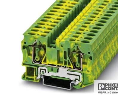菲尼克斯接线端子 - UK 2,5 B - 3001035