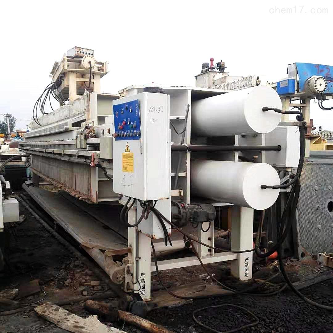 污水处理压滤机选型/种类/价格