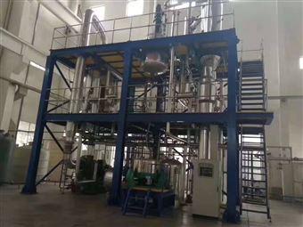 2吨闲置二手单效2吨蒸发器安装步骤