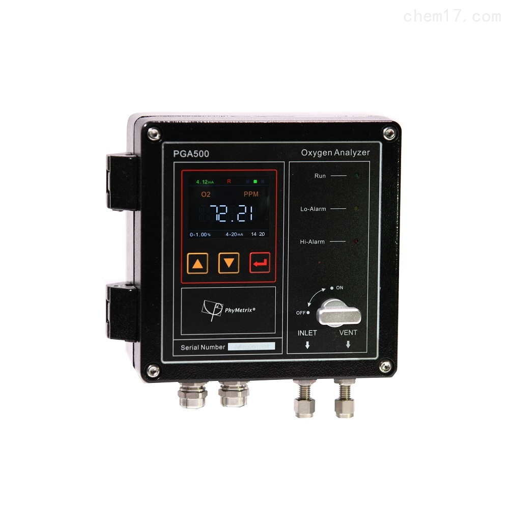 PGA500在线式微量氧分析仪 PGA500