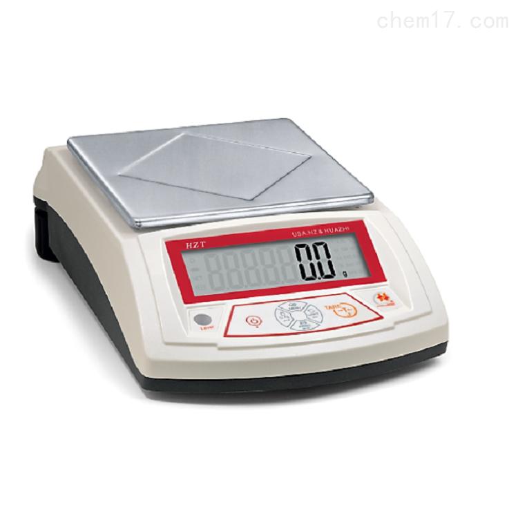华志电子天平HZT-B3000十分之一100mg促销