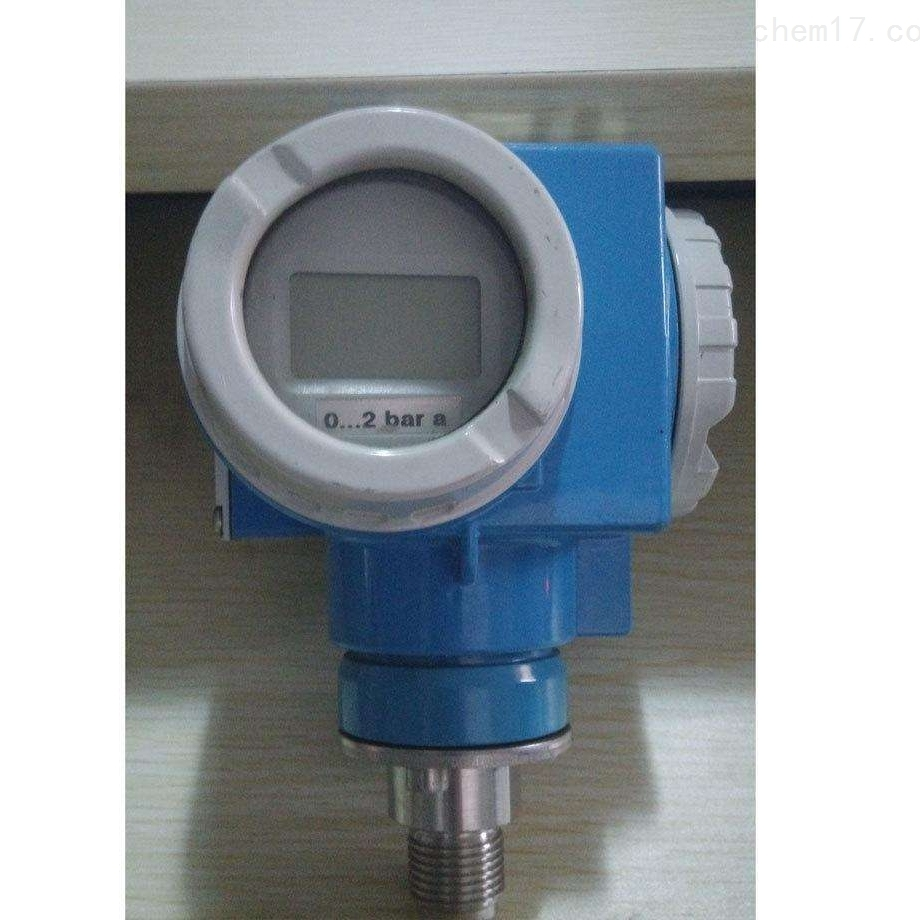E+H变送器的压力型产品介绍