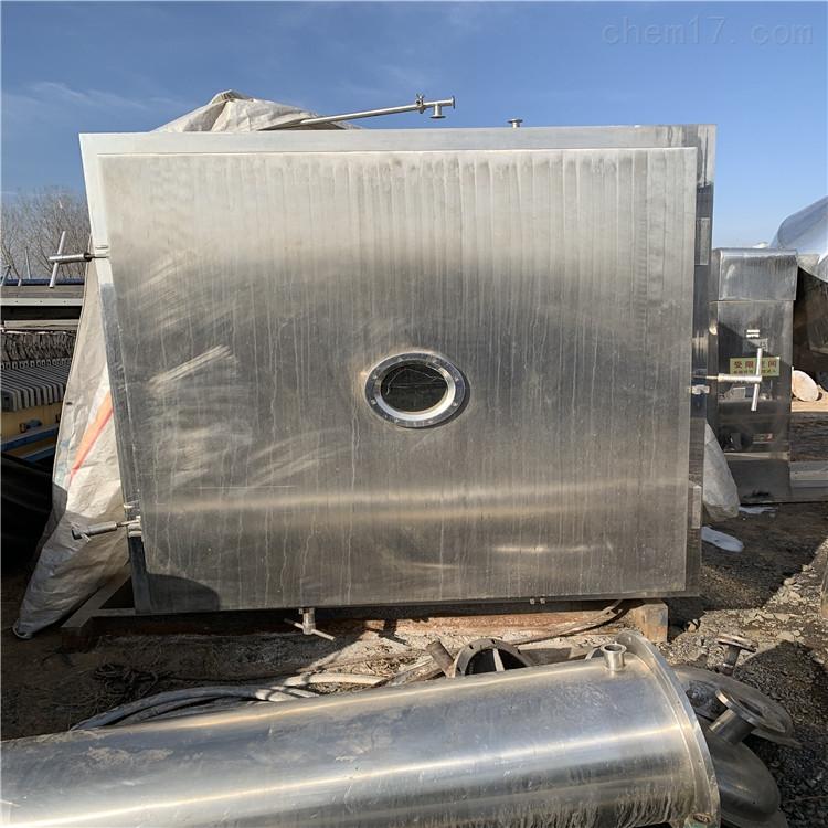 二手30平方不锈钢冻干机回收供应