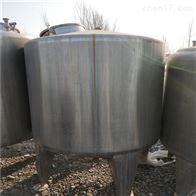 二手50立方不锈钢化工储罐应用范围