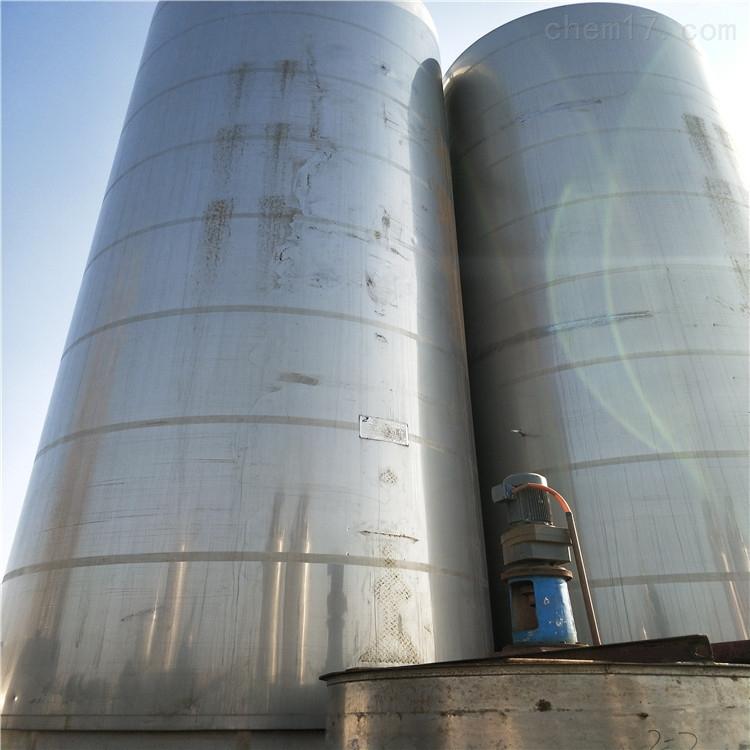 二手化工不锈钢储罐现货