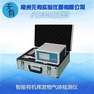 智能有機揮發物氣體檢測儀