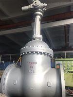 Z941H-64电动高压闸阀