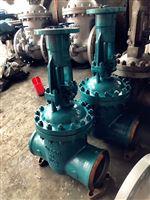 Z961H-64电动高压焊接闸阀