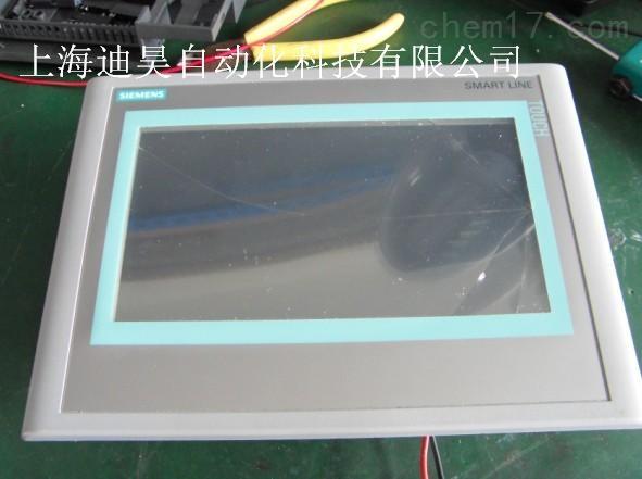 西门子触摸屏液晶屏显示竖条横条维修
