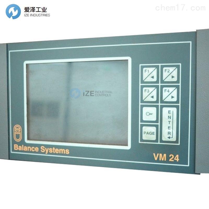 BALANCE SYSTEMS操作面板9PAVM207040000