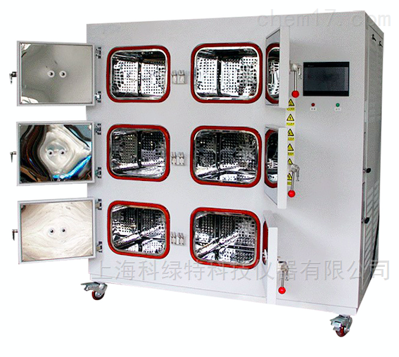 多舱型VOC测试气候箱