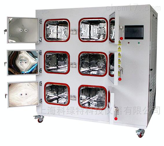 四舱型多功能VOC检测环境仓